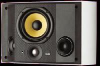 B&W DS6s2 Tripolar Surround Speakers