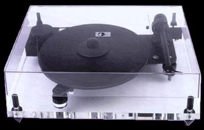 Project Perspective Turntable
